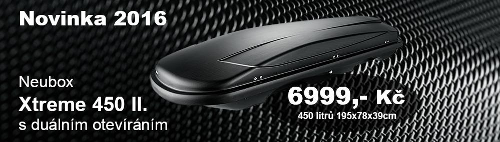 Neubox Xtreme 450 II dual