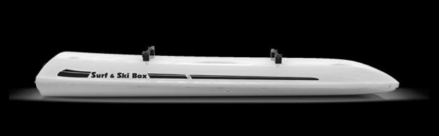 Autobox SurfBox S-450 šedý