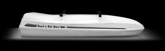 Autobox SurfBox MD 900 bílý