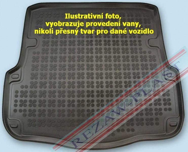 Gumová vana do kufru VW Passat B7 Variant, r.v. 11-xx