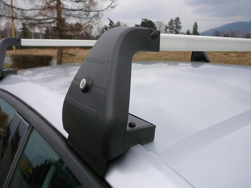 Půjčovna střešních nosičů pro vozy Škoda
