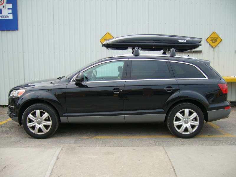 Autobox Thule Spirit 780 antracit