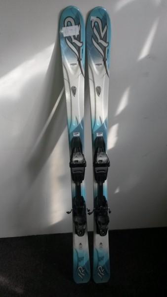 Carvingové lyže K2 Super RX 146 cm