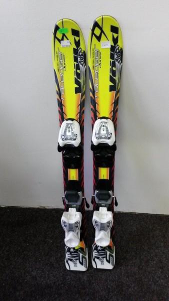 Dětské carvingové lyže Volkl Racetiger  80 cm