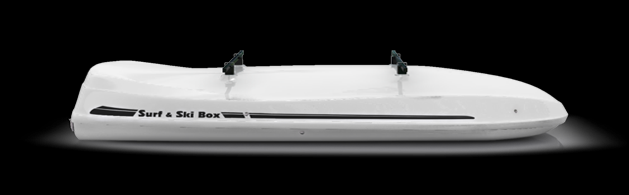 Autobox SurfBox MDS šedý