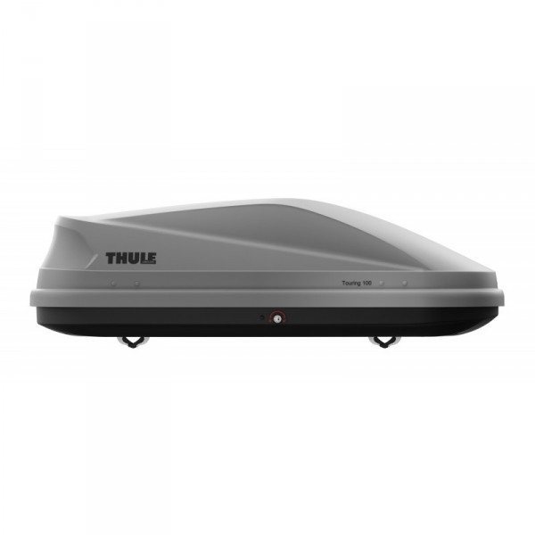 autobox Thule Touring S (100) Aeroskin titanový