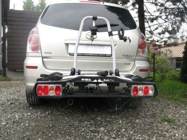 nosič kol na TZ Taurus Basic Plus 2