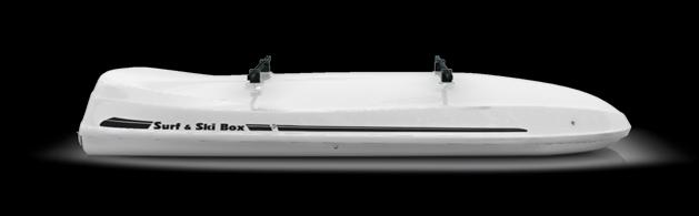 Autobox SurfBox MD 700 XL šedý