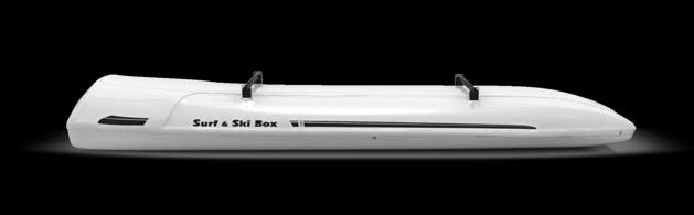 Autobox SurfBox S-800 FWC šedý