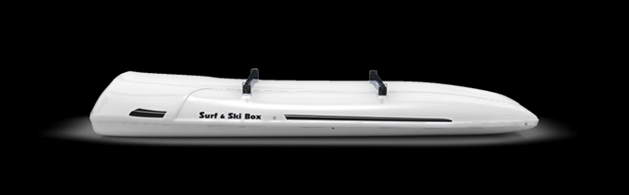 Autobox SurfBox S-800 XL šedý