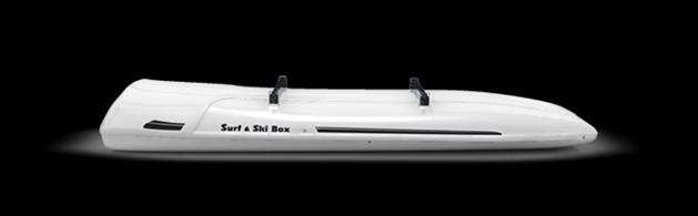 Autobox SurfBox S-800 XL silver