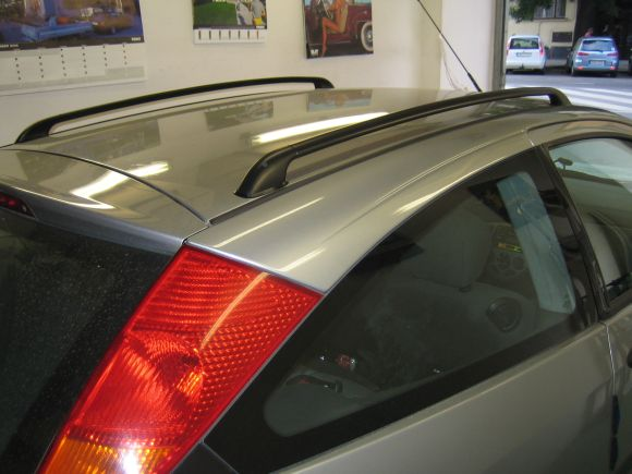Podélníky Ford Focus, 3dv., 1998->2004