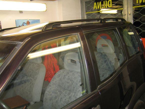 Podélníky Nissan Terrano II, 3dv., 1993->