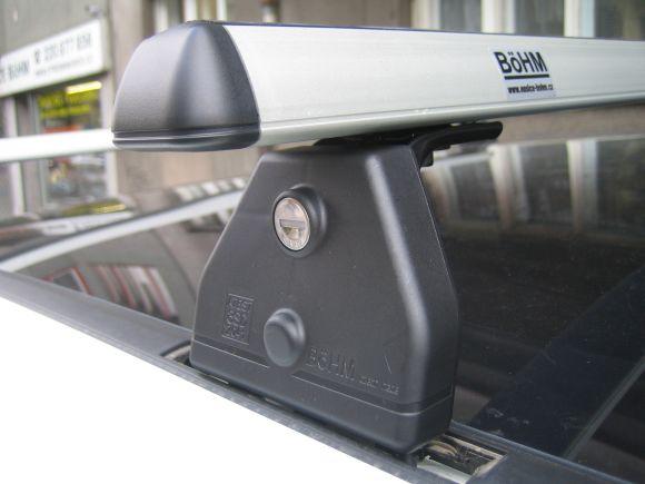 Střešní nosič systém H ALU