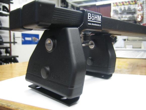 Střešní nosič systém L s podložkou