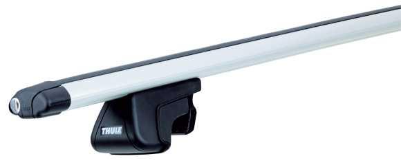 Nosič Thule Intracker 4901 hliníkové aero tyče nezamykací