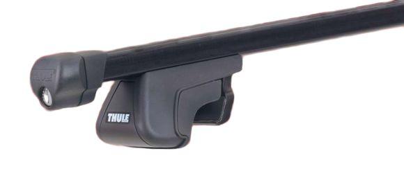Nosič Thule Intracker 4901 černé tyče nezamykací