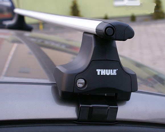 Nosič Thule Audi A2 5dv., 00->05 ALU zamykací