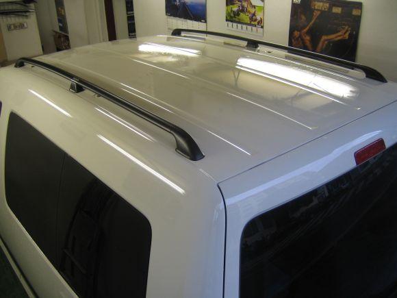 Podélníky Volkswagen Caddy Van, 4dv., 2004->