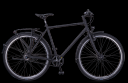 City kolo Kreidler Player 3.0 Gates Shimano Nexus 8-převodů FL / HS11
