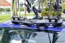Vakuový nosič kol Seasucker BOMBER  pro 3 kola