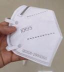 Respirátor KN95, FFP2, respirační maska