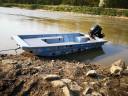 Hliníková rybářská lod Model Frog 360/160 CZ JMF 36