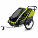Thule Chariot Cab 2 Chartreuse 2020